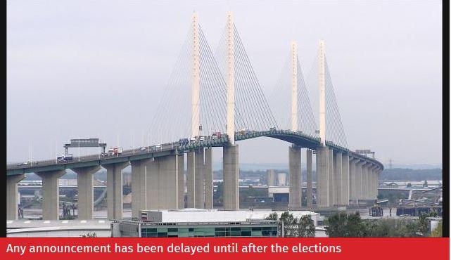Queen Elizebeth II Bridge