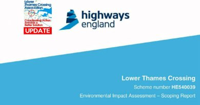 LTCA MEETING WITH HIGHWAYS ENGLAND