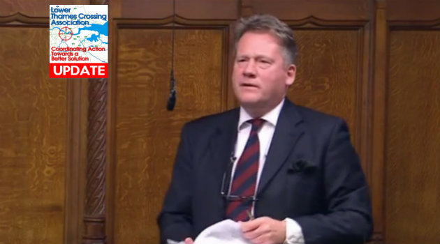 Adam Holloway Adjournment Debate: Lower Thames crossing