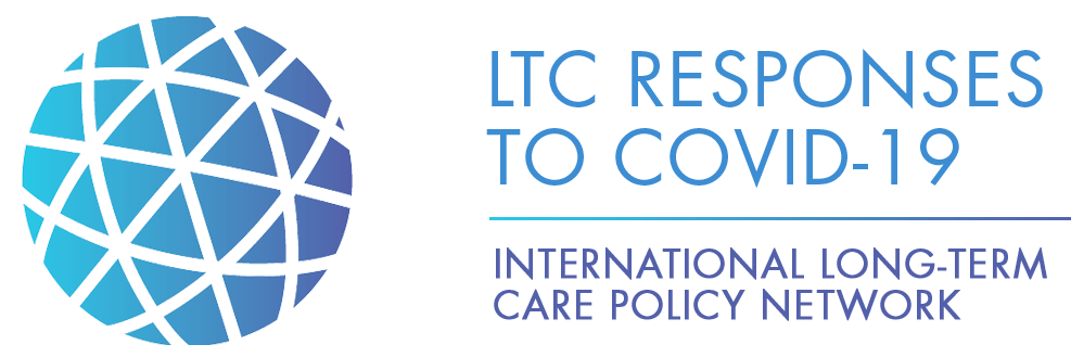 Resources to support community and institutional Long-Term Care responses to COVID-19