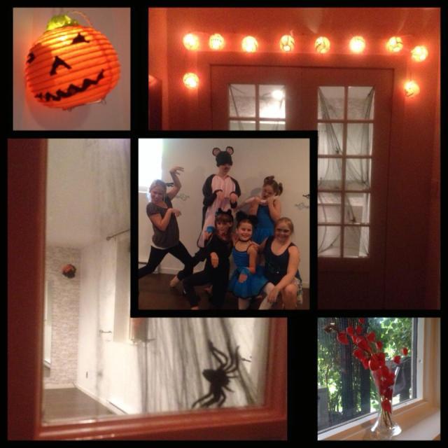 Halloween dance costumes