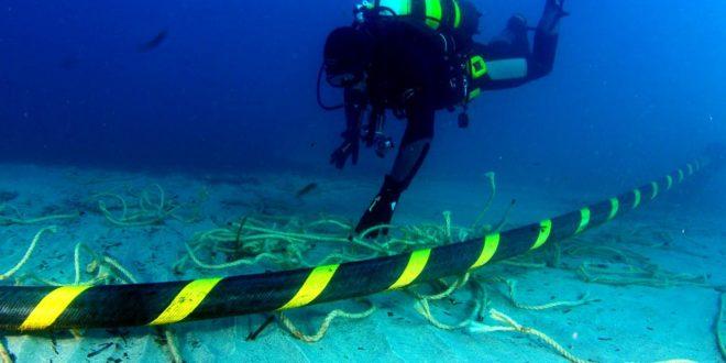 La sécurité des câbles sous-marins : un enjeu majeur.