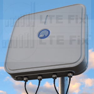 700-3800MHz Cellular 8dBi Directional 4x4 MIMO Antenna (± 45°) N Female Connectors