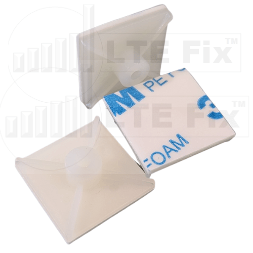 Low Profile Adhesive Router PCB Mounting Pads