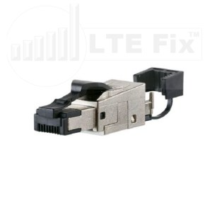 METZ Connect CAT6A RJ45 Field Plug Pro ConnectorLTEFix.com