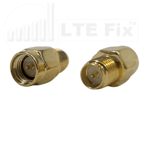 SMA Male to RP-SMA Female Adapter (PAIR)-2