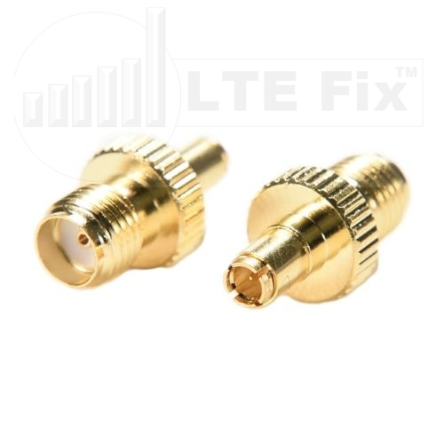 Male to SMA Female Adapter