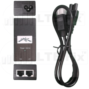 Ubiquiti POE Desktop Adapter 24V 0.5A 36W 100M