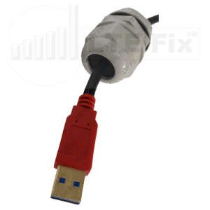 WiFiX Outdoor Enclosure Jumbo Cable Gland 2