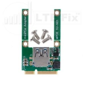 Mini PCI-E to USB 3