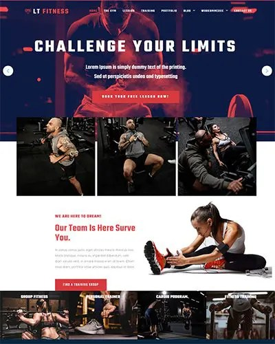 Fitness & build body wordpress theme $75 · fashion fitness wordpress theme $19 · free fitness wordpress theme · free responsive fitness trainer wordpress theme. Lt Fitness Free Responsive Sport WordPress Theme