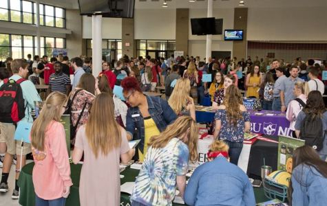 The Up and Coming College Fair