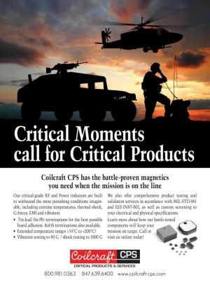 Coilcraft CPS Military Option 1