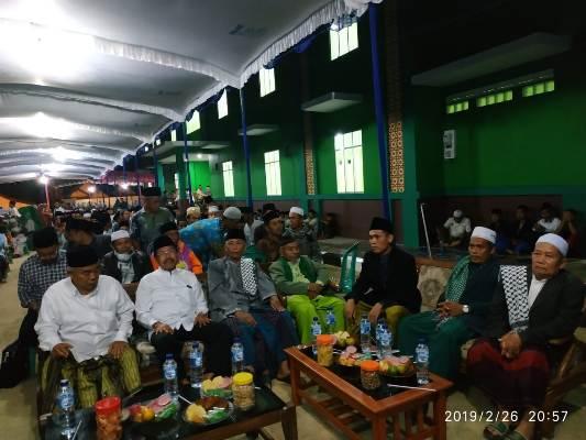 Di Depan Kiai NU se-Pangandaran, Kiai Asep Yakin Jokowi-Kiai Ma'ruf Menang Mutlak di Pangandaran