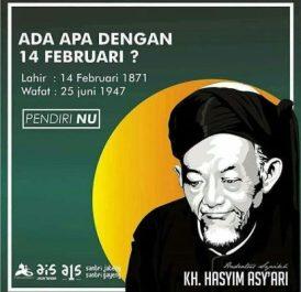 - ca972d01 c03d 40f4 83f4 98a8057e95a6 696x672 - 14 Februari adalah Tanggal Kelahiran Hadratusy Syaikh KH. Muhammad Hasyim Asy'ari