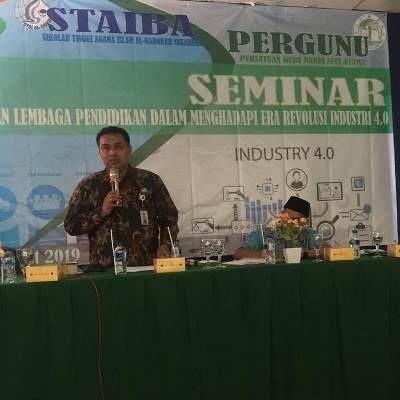 - WhatsApp Image 2019 03 10 at 5 - STAI Al Barokah Gandeng Pergunu Jawa Barat, Selenggarakan Seminar Pendidikan