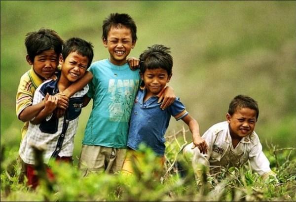 Rasulullah, Seorang Durjana dan Anak Kecil - anak anak gembira senang bahagia kawan berteman 2542014 - Rasulullah, Seorang Durjana dan Anak Kecil
