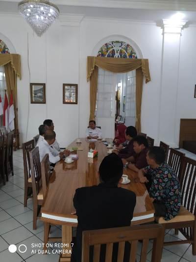 UIN SGD Bandung Jalin Kerjasama Pengembangan Kawasan Religi Agrowisata dengan Pemda Kabupaten Sumedang