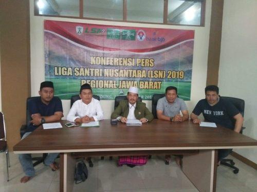Siap Gelar Liga Santri Nusantara 2019, RMI PWNU Jawa Barat Optimis Suguhkan Penyelenggaraan Terbaik