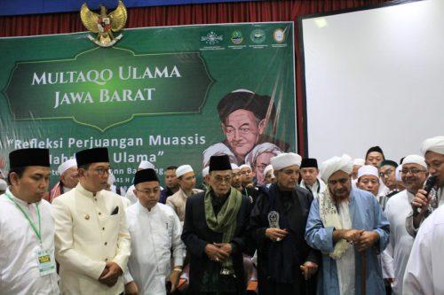 Peresmian Aswaja Center NU Jabar Oleh Habib Umar bin Hafidz