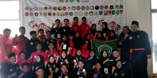 Lagi, Pagar Nusa Depok Meraih Banyak Medali