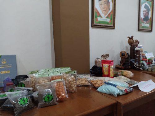 Pergunu Jabar, Latih Wirausaha Pemula