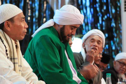 Al Hamidiyah Bershalawat, Ribuan Syekher Mania Penuhi kota Depok