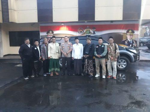 LDNU Kota Depok Merintis Dakwah di Polres Depok