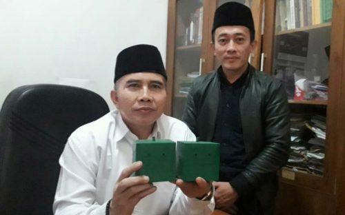Sukseskan Koin NU, Lazisnu Kota Bandung Gandeng Pergunu