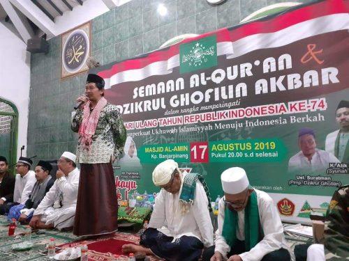 LTMNU Kabupaten Bogor Targetkan 1000 Muharrik Masjid Milenial