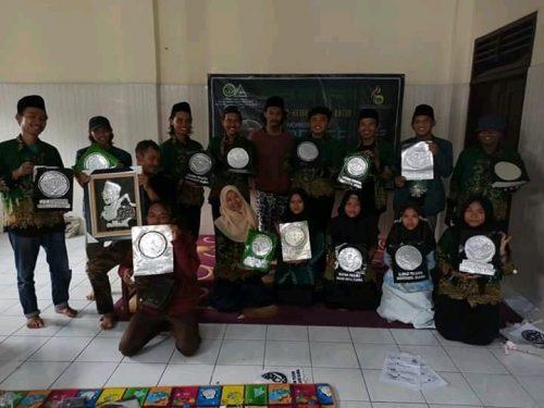 Peringati Harlah Ke-66 : PAC. IPNU-IPPNU Kecamatan Sliyeg Gelar Kedakar-Kedukur Workshop Relief Alumunium