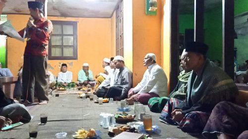 Sosialisasi Pelatihan Muharrik Masjid dan Dakwah oleh ketua LTMNU Kabupaten Bogor
