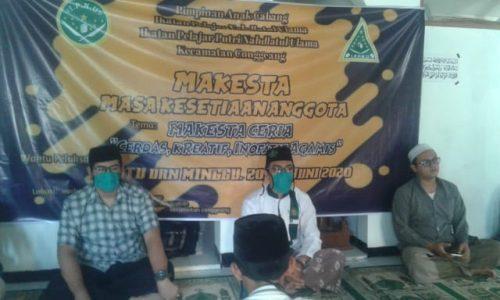Makesta IPNU-IPPNU Conggeang Bertekad Lahirkan Kader Aswaja