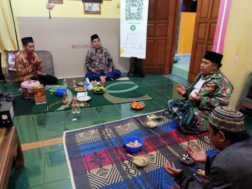 Rois Syuriah PCNU Kabupaten Bogor Sapa Pengurus NU Bojonggede