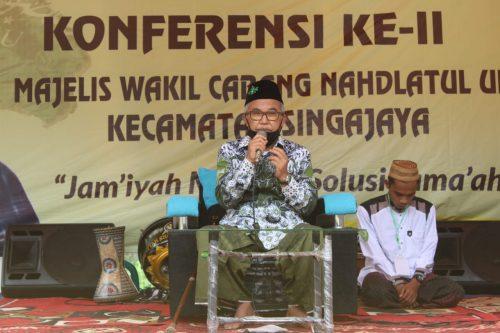 Ketua PCNU Garut: Masa Pandemik Covid-19, Semangat Juang Nahdliyin tidak Boleh Kendor.