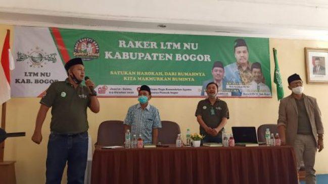 Direktur KOMASNU Ajak Warga NU Kabupaten Bogor Menjadi Anggota