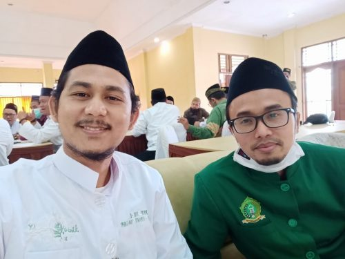 MWC NU Cisarua Bincang Santai dengan Wakil Sekretaris LTM NU Kabupaten Bogor