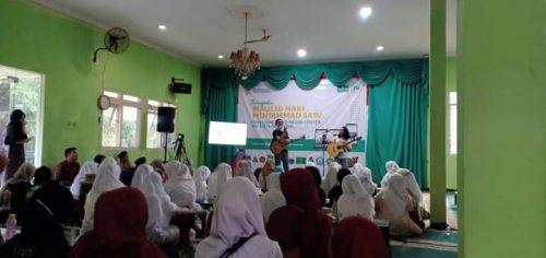 Muludan ala MT.Kripik Singkong/Majelis Taklim Muda-mudi NU Kota Bandung