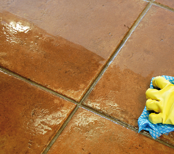 porcelain and ceramic tiled floors look