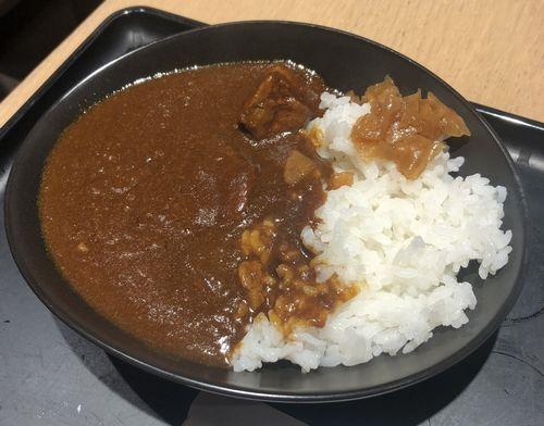 羽田サクララウンジ カレー