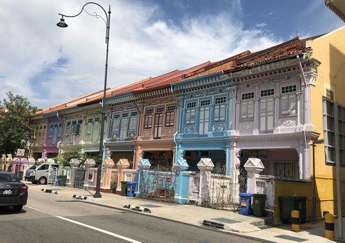 シンガポール カトン地区