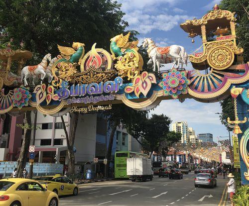 シンガポール リトルインディア