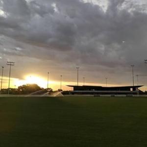 New Oval 2019 - Dusk