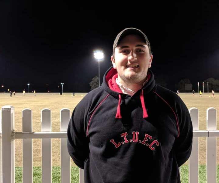 Hayden Pfingst - Coach - Stock Photo