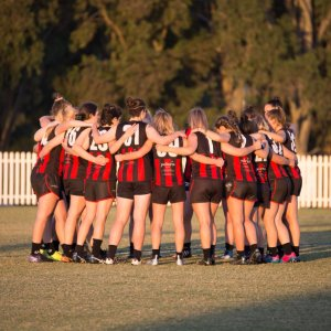 Round 1 - Family & Friends Day 2019 - Huddle