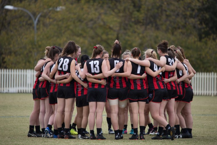 Round 4 - Triple Header 2019 - Huddle