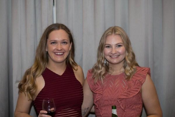 Annual Ball 2019 - Emily Turnbull & Brittany Bordignon