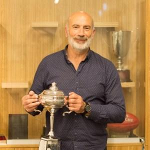 Presentation Night 2019 - Andrew Sutherland - Bob Segrave Award