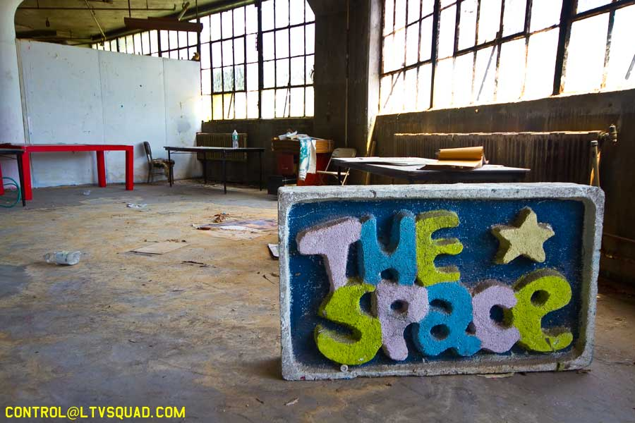 'The space' 2013