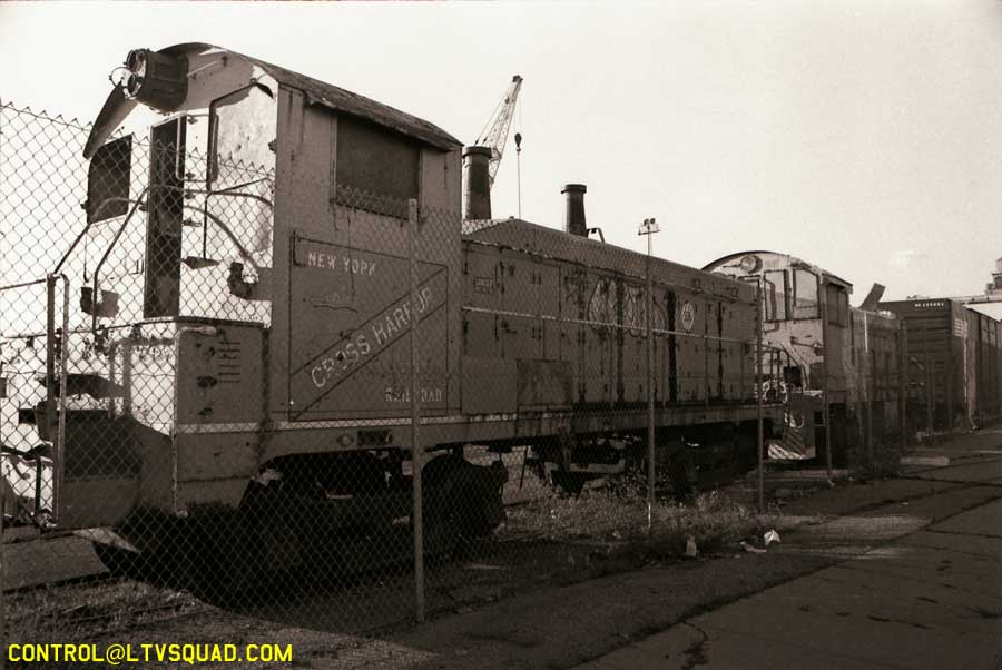 The NYCHRR Locomotives